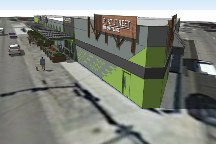 Fort Street Marketplace