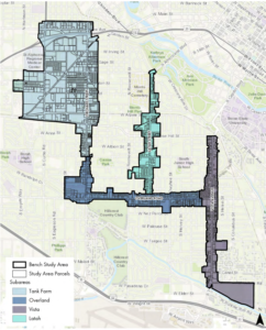 CCDC moves forward with Bench urban renewal area; Mayor raises questions on further expansion