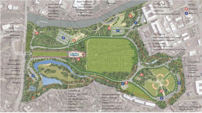 Ann Morrison Park Master Plan