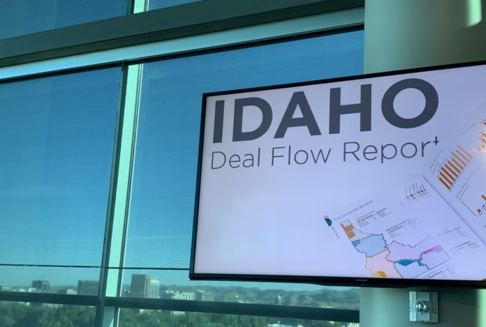 Idaho Deal Flow Report
