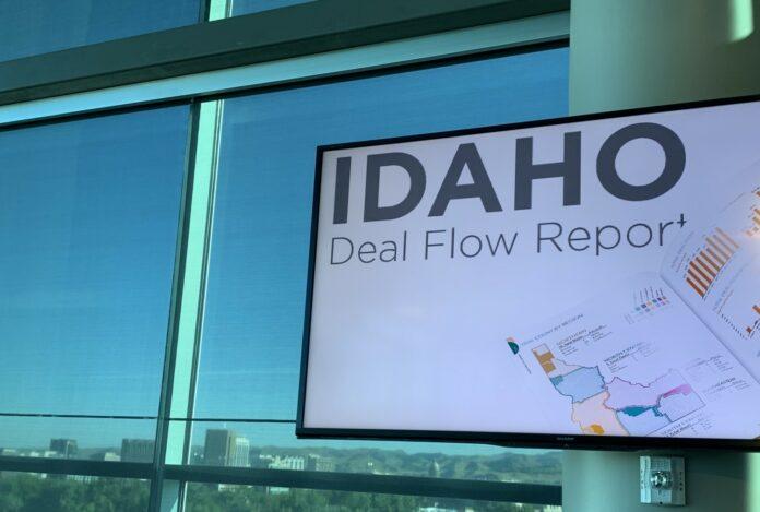 Idaho Deal Flow Report