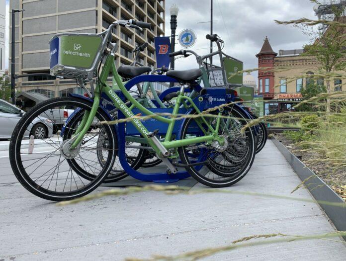 Boise Green Bikes