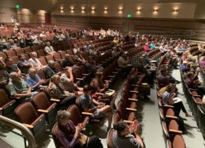 Voices: Citizens gather to discuss and learn about proposal for urban renewal on Boise's Bench