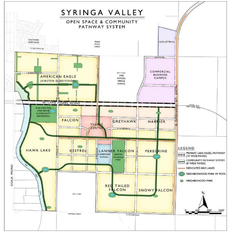 Locale Boise Syringa Valley