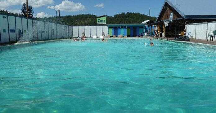 Zim's Hot Springs