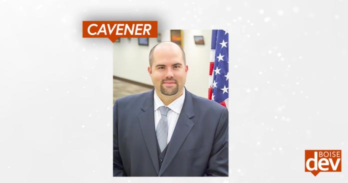 Luke Cavener Merdian