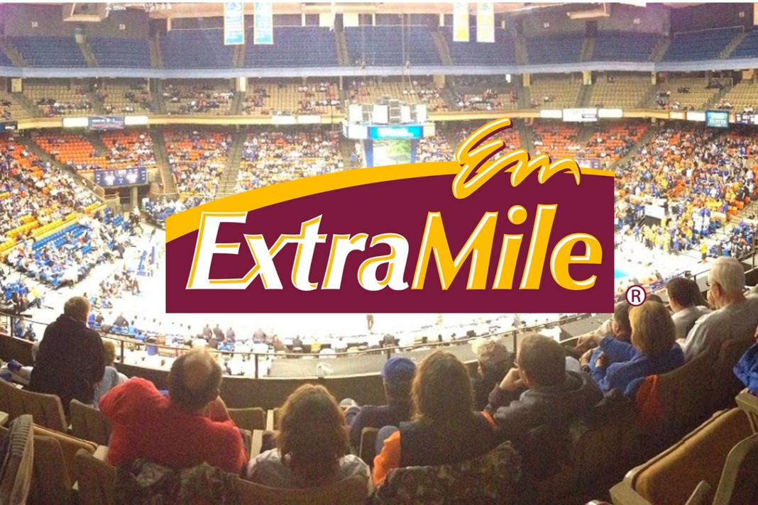 Extra Mile Arena Boise
