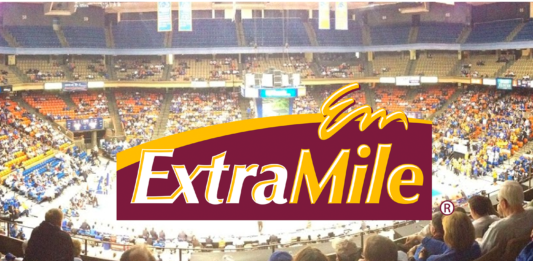 Extra Mile Arena Boise