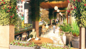 Plans give first look at new downtown southern food restaurant