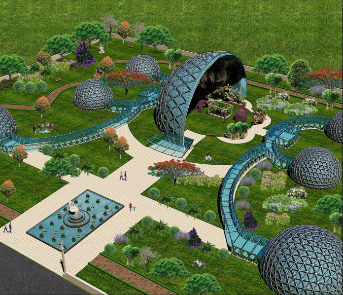 Gardens of Xanadu