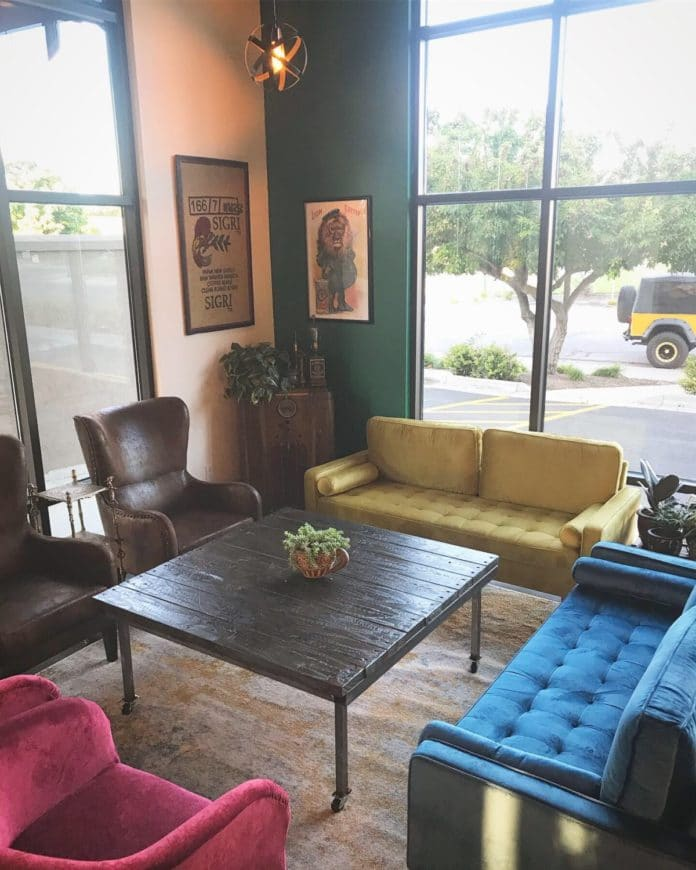 New Coffee House With Mid Century Vibe Opens On Boise Bench