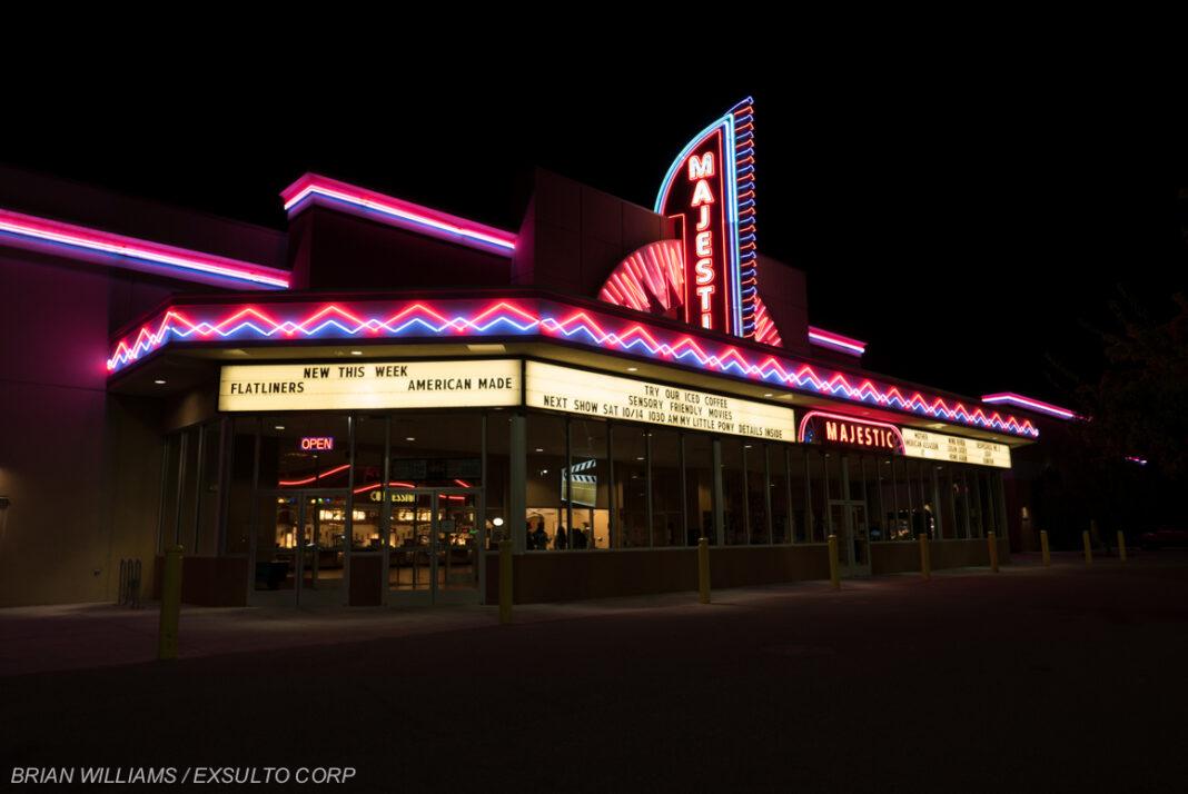 Meridian Majestic Cinemas