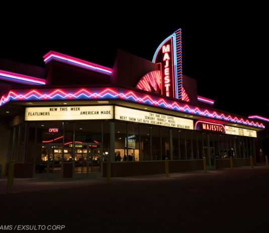 Meridian Majestic Cinemas