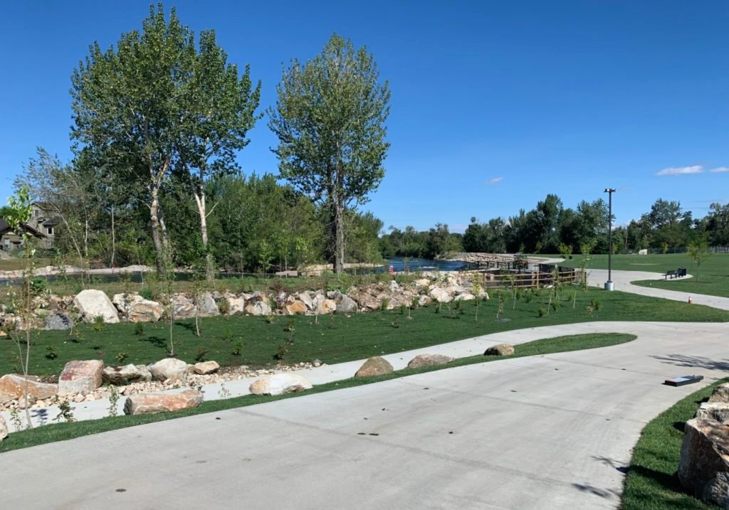 Boise River Greenbelt upgrades