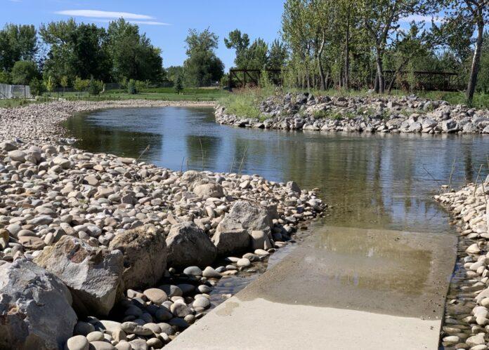Boise river access