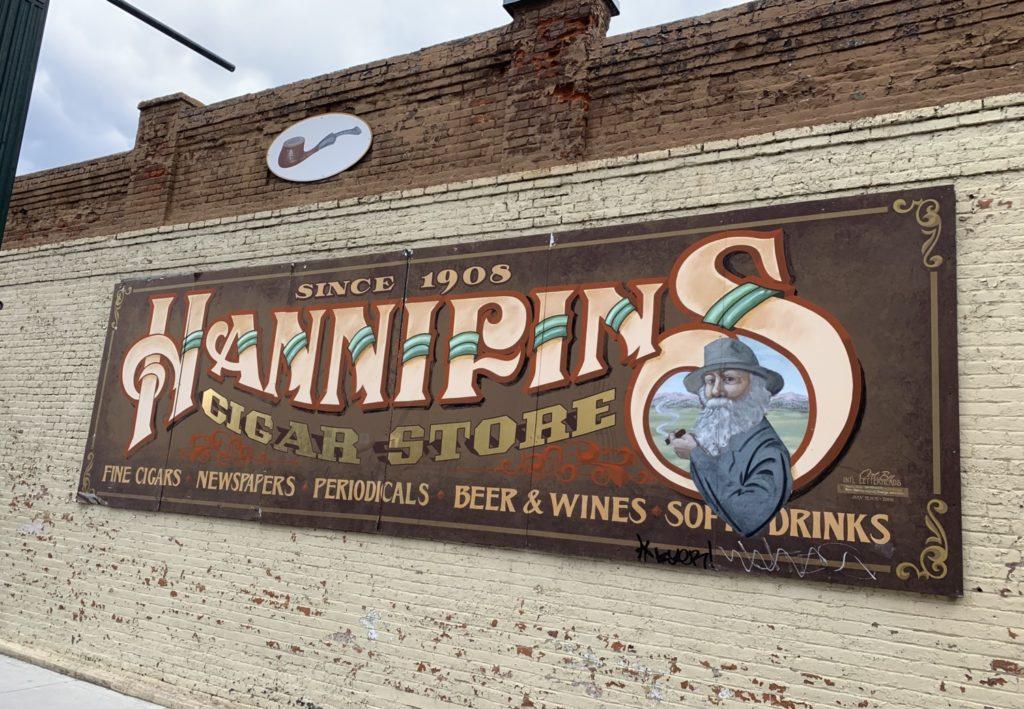 Hannifin's Boise mural