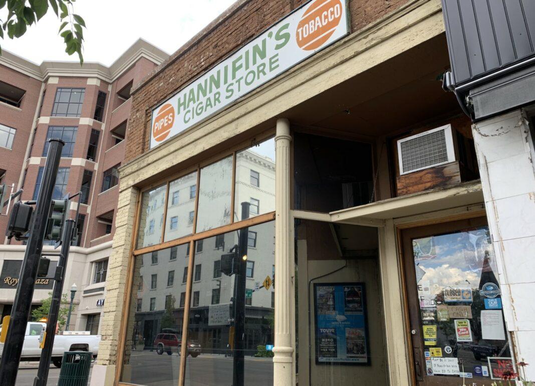 Hannifin's Boise Cigar Store