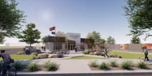 Boise sets plan for new police station in old night club