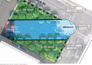Forecast for new Downtown Boise park: foggy; new 'iconic' project on the way