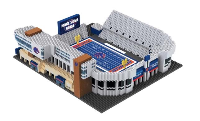 BRXLZ Boise State Stadium