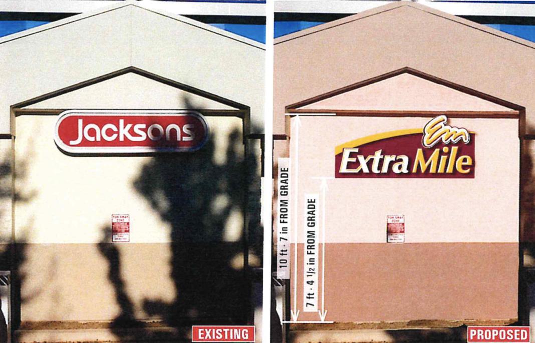 ExtraMile Boise Jacksons