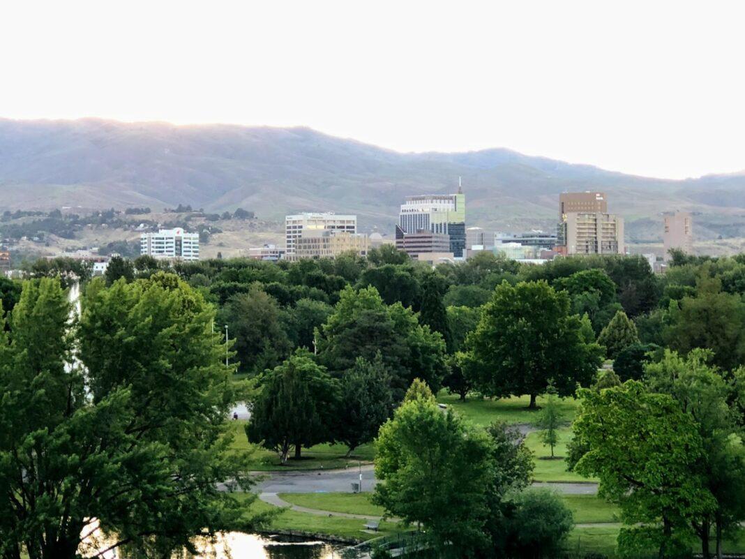 Ann Morrison Park Boise