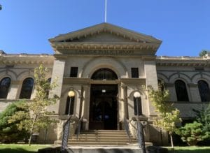 Boise's first library to see total revamp with eye toward historic preservation
