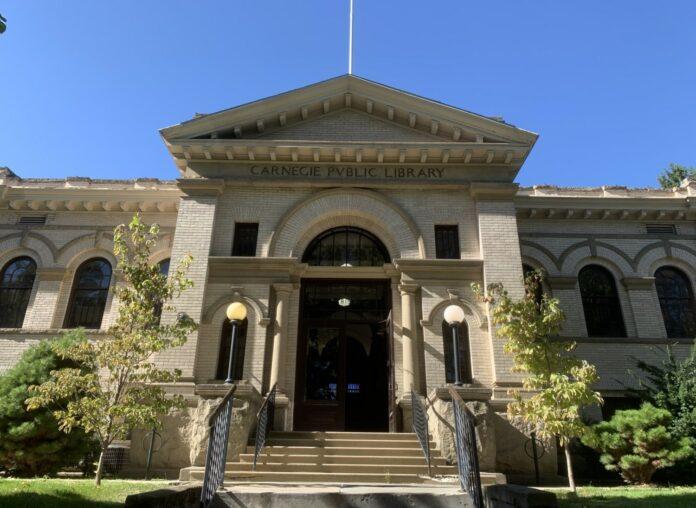 Boise Carnegie Library