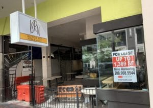 No Brü for you: Self-pour beer bar closes