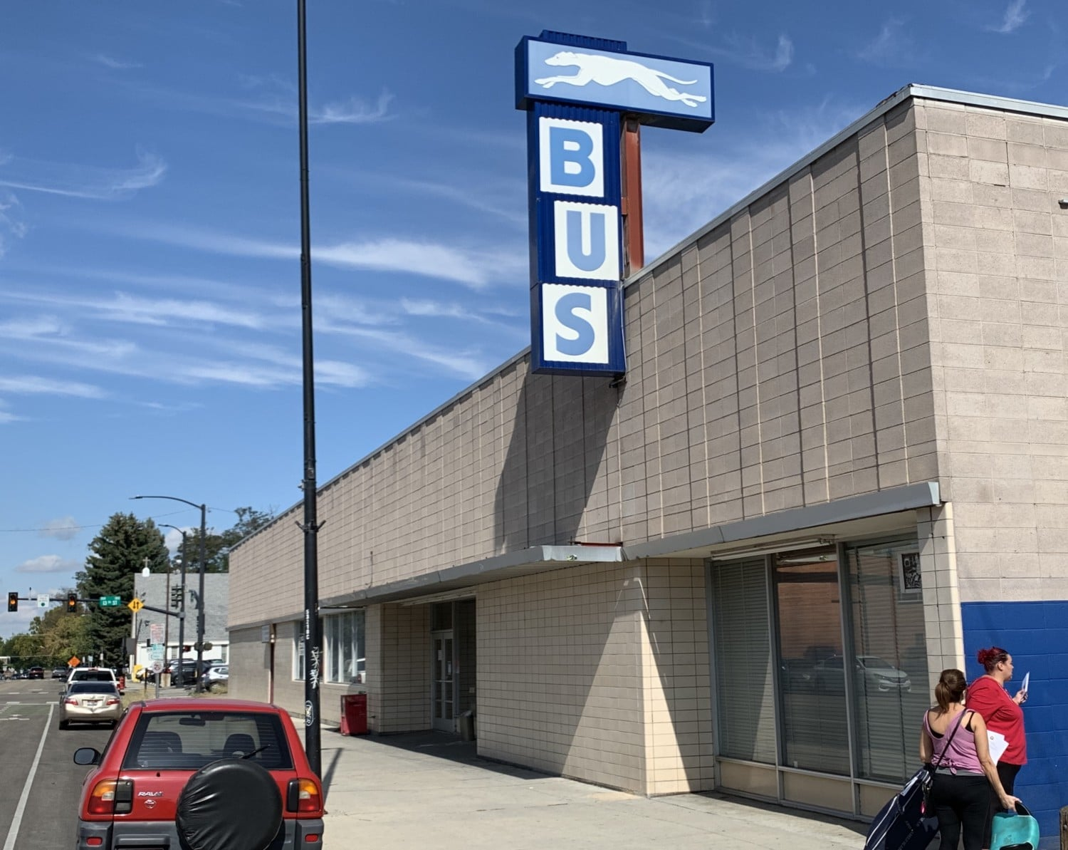 Boise's Greyhound station to leave downtown after 60 years