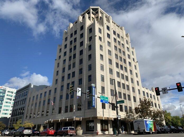 Hoff Building Boise