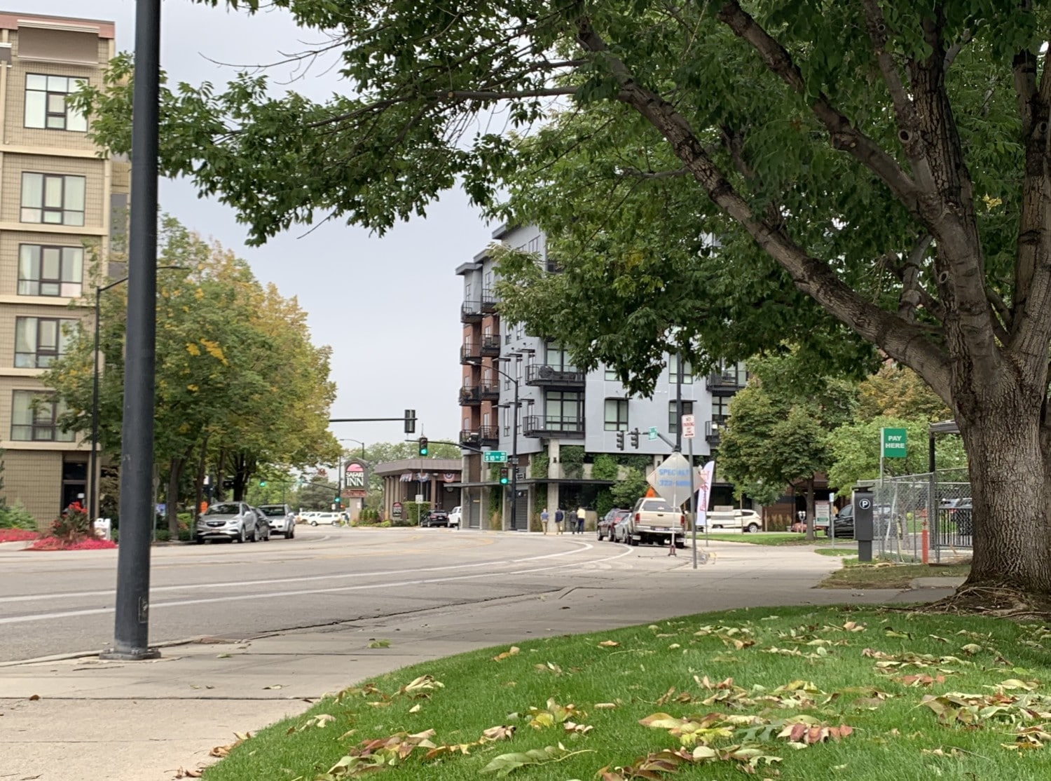 Ccdc Plans Nearly 11 Million Overhaul Of Downtown Corridors