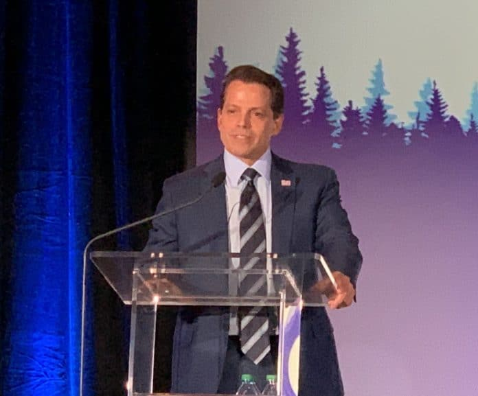 Anthony Scaramucci Idaho