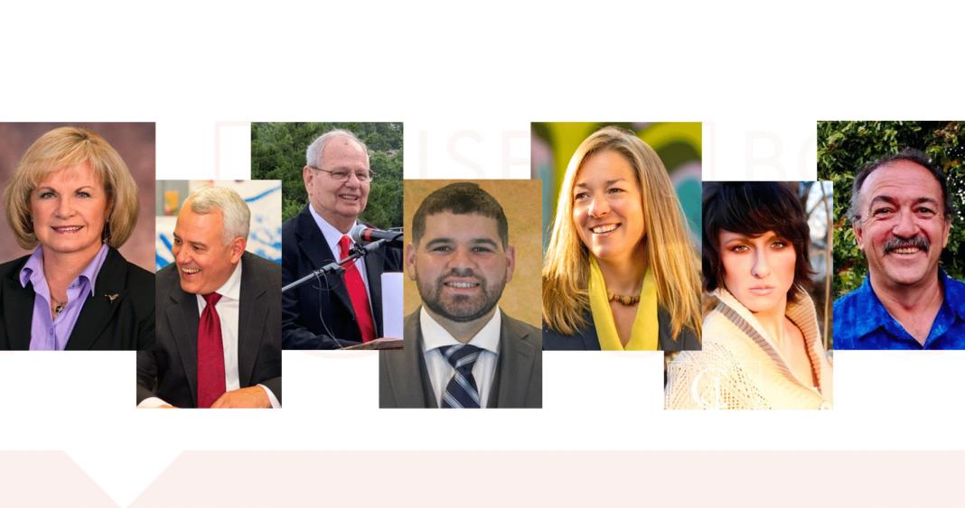 Boise mayoral candidates
