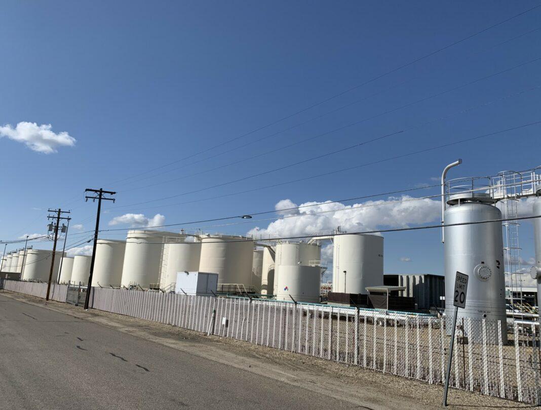 Boise Bench tank farm