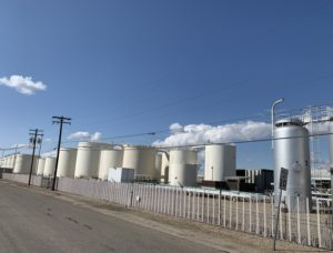 Could Boise tank farm transform to mixed-use neighborhood? City, Ahlquist, fuel consultant look at ideas