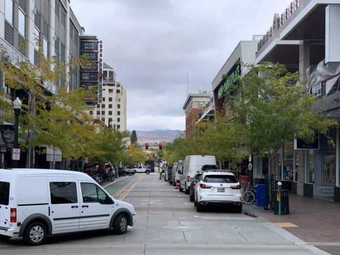 Boise Restaurant Row