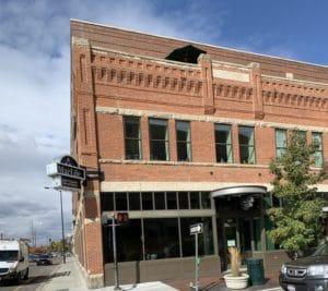 You asked: Empty furniture and computer stores downtown get new uses
