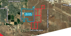 Land south of Boise airport on the block; could be the site of thousands more homes