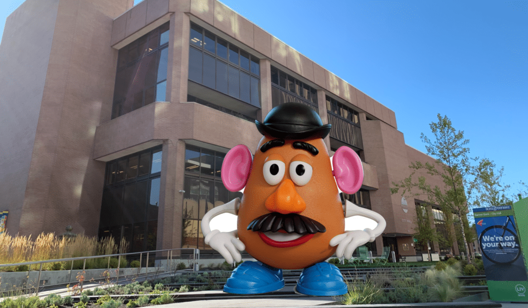Mr. Potato Head Boise
