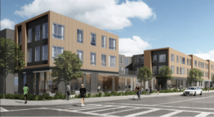 Documents show plan for student housing on site of Boise Ave. affordable housing & old gas station
