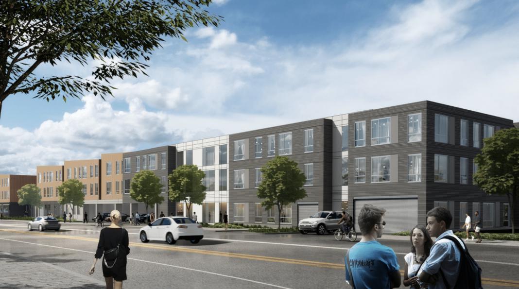 Boise & Protest apartments