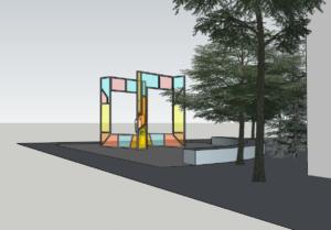 Public art piece planned for Pioneer Crossing