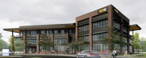 Growing local company PetIQ starts work on new headquarters building
