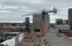 Boise, City of Cranes: New cranes appear, with more to come 🏗