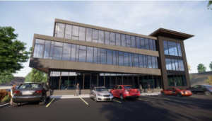 New office building to anchor expansion of Eagle Rd. campus