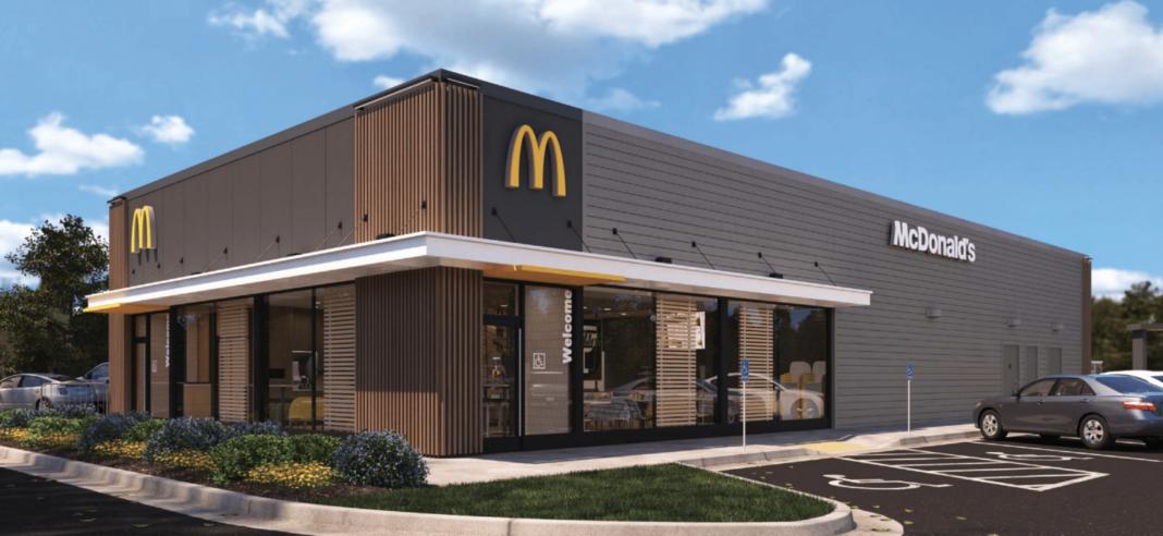 McDonald's Lake Hazel