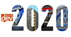 Big questions: Tall buildings? Trains? Stadium? Library? Topgolf? Albertsons? What we're watching for you in 2020