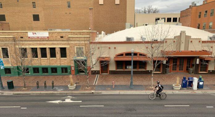 Old Spaghetti Factory Boise