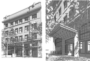 Here's what's in store for historic Bouquet restoration: The Avery, Tiner's Alley and more